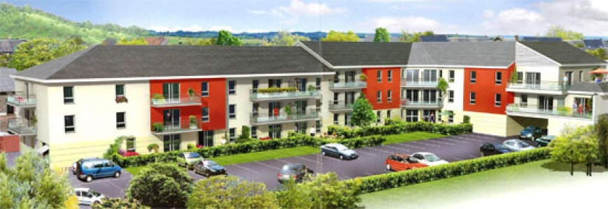 Construction de 43 logements collectifs à Darnétal (76)